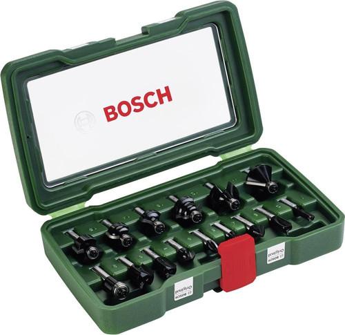 Bosch 15-piece Cutter Set Wood Main Image