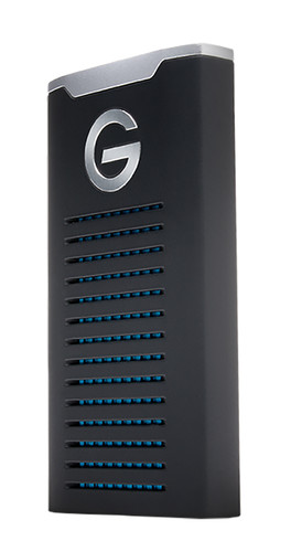 G-Technology G-Drive Portable SSD 500GB Main Image