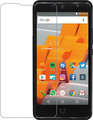 Azuri Tempered Glass Wiko Sunny 2 Plus Screen Protector Glass Main Image