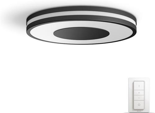 Philips Hue Being Plafondlamp Zwart Main Image