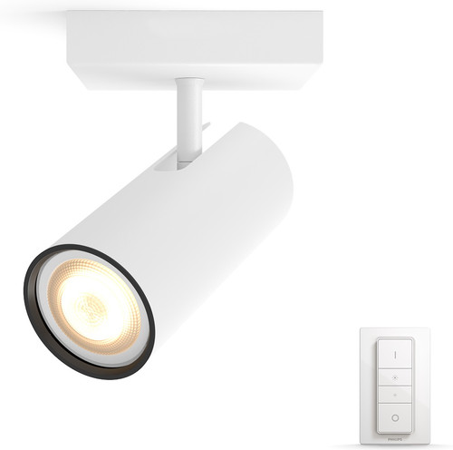 Ny Philips Hue Buratto Spot White with Dimmer - Coolblue - Before 23 LO71