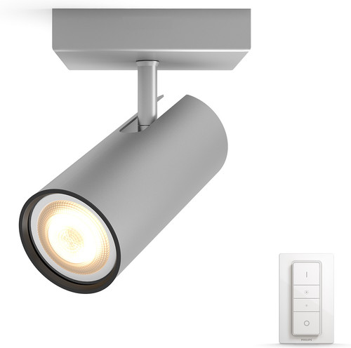 Philips Hue Buratto Spot Gray with Dimmer Main Image