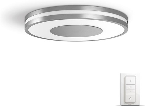 Philips Hue Being Ceiling Lamp Aluminum Main Image
