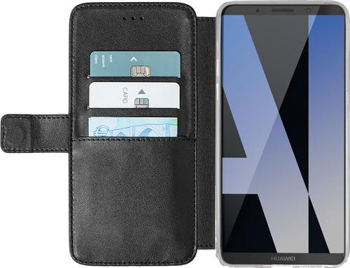 Azuri Wallet Magnetic Huawei Mate 10 Pro Book Case Black Main Image