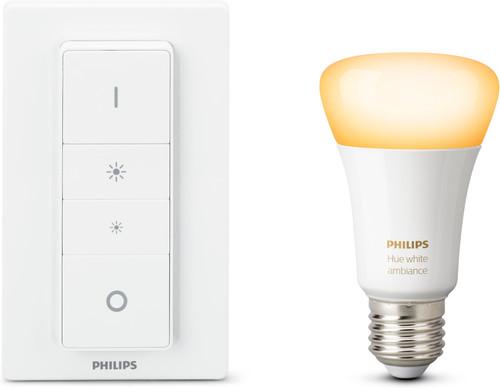 Philips Hue White Ambiance Draadloze Dimmerset Main Image