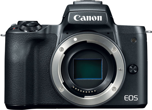 Canon EOS M50 Body Black Main Image