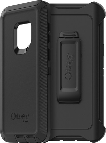 Otterbox Defender Samsung Galaxy S9 Full Body Black Main Image