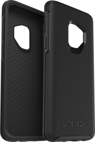 Otterbox Symmetry Samsung Galaxy S9 Back Cover Black Main Image