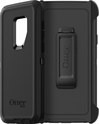 Otterbox Defender Samsung Galaxy S9 Plus Back Cover Zwart Main Image