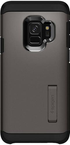 Spigen Tough Armor Samsung Galaxy S9 Back Cover Grijs Main Image