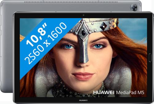 Huawei MediaPad M5 10.8 Wifi Grijs Main Image