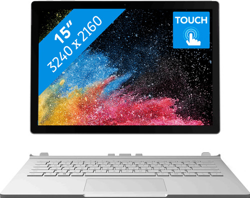 "Microsoft Surface Book 2 - 15"" - i7 - 16GB - 256GB Main Image"