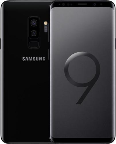 Samsung Galaxy S9 Plus 64GB Zwart Main Image