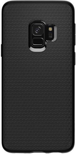 uk availability 80604 fb61a Spigen Liquid Air Samsung Galaxy S9 Back Cover Black