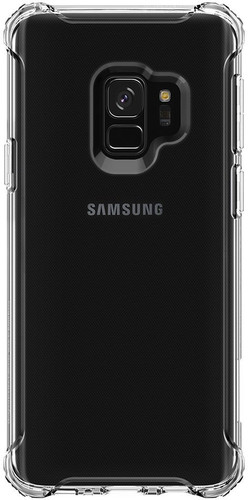 huge discount b3e12 21cb3 Spigen Rugged Armor Samsung Galaxy S9 Back Cover Transparant