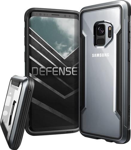 X-Doria Defense Shield Samsung Galaxy S9 Back Cover Zwart Main Image