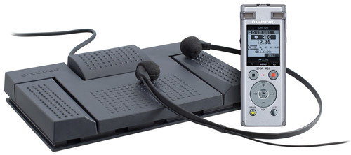 Olympus DM-720 Record and Transcribe Kit Main Image