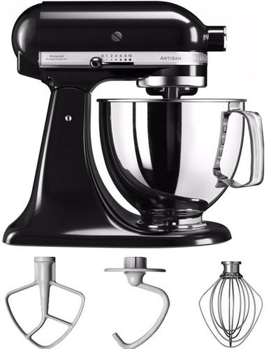 KitchenAid Artisan Mixer 5KSM125 Onyx Black Main Image