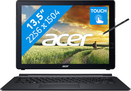Acer Switch 7 Black Edition SW713-51GNP-80KQ Main Image