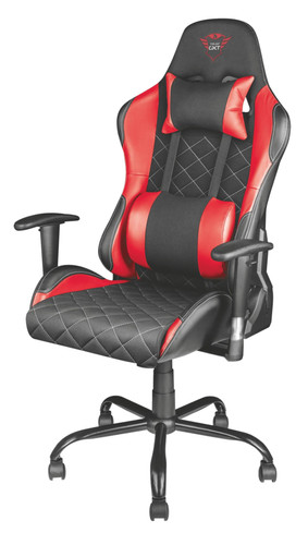 Trust GXT 707R RESTO Gaming Chair Red Main Image