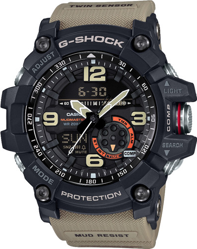 Casio G-Shock Master of G GG-1000-1A5ER Main Image