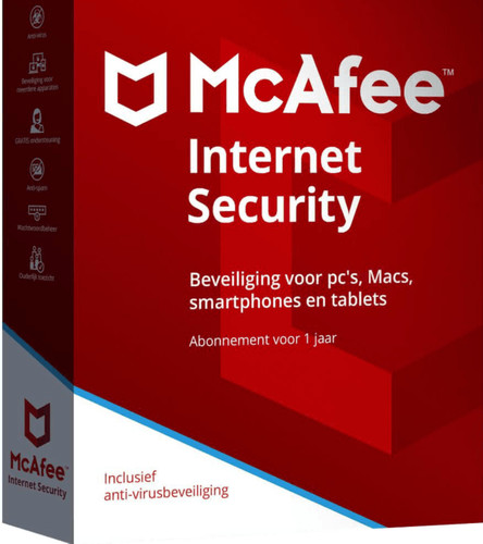 McAfee Internet Security 2019 Main Image