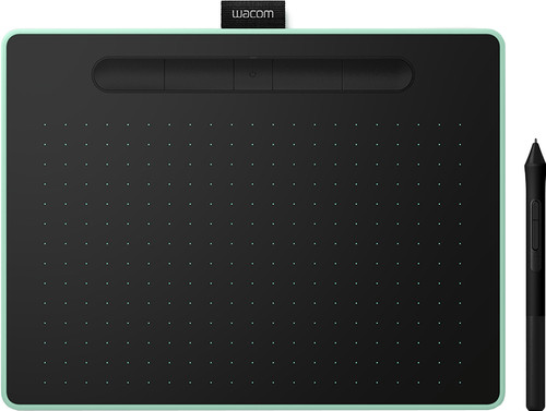 Wacom Intuos M Bluetooth Green Main Image