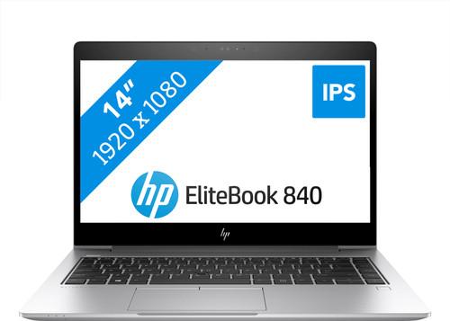 Second Chance HP EliteBook 840 G6 i5-8GB-256GB Main Image