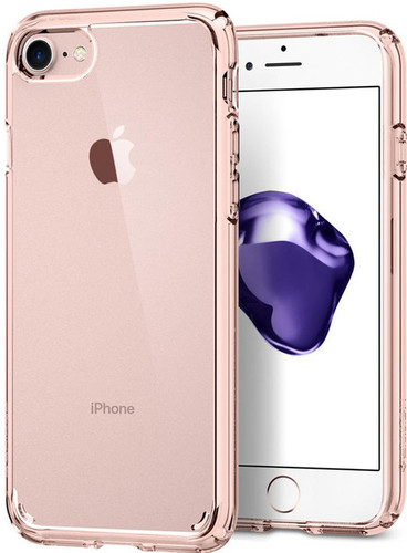 Spigen Ultra Hybrid Apple iPhone 7/8 Back Cover Rose Gold Main Image
