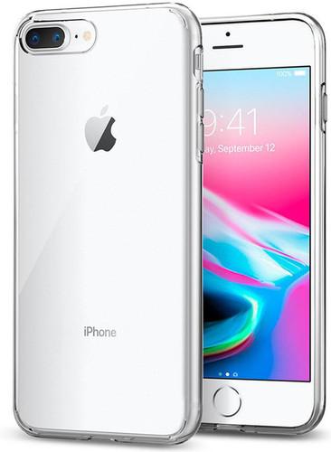 Spigen Liquid Crystal Apple iPhone 7 Plus/8 Plus Back Cover Transparant Main Image
