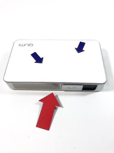Second Chance Vivitek Qumi Q3 Plus White