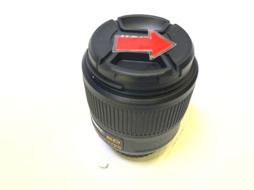 Second Chance Nikon AF-S 35mm f/1.8G ED