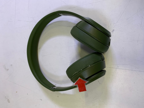 Second Chance Beats Solo3 Wireless Green