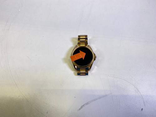 Second Chance Michael Kors Access Smartwatch Bradshaw MKT5004