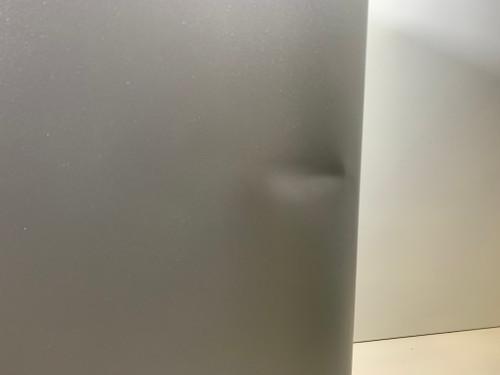Second Chance Brabantia Bo Touch Bin 2x30 Liters Mineral Concrete Gray