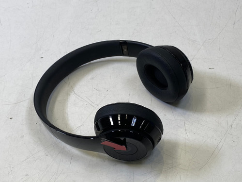 Second Chance Beats Solo3 Wireless Black