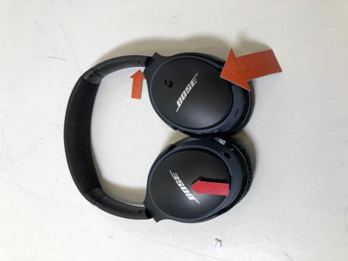 Second Chance Bose SoundLink Around-ear Wireless II Black