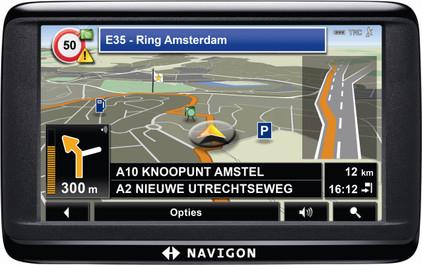 Navigon 40 Easy