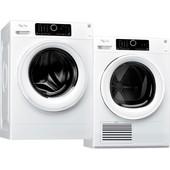 Whirlpool FSCR 70410 + Whirlpool DCSX 80118