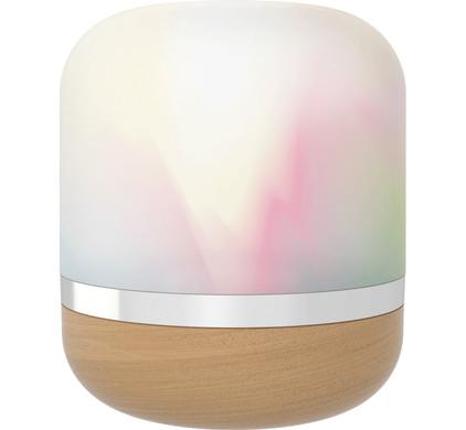WiZ Colors Hero Tafellamp Hout