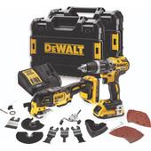 DeWalt DCK208D2T-QW Combiset