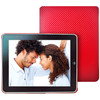 Dexim Carbon Fiber Sleeve Red Apple iPad