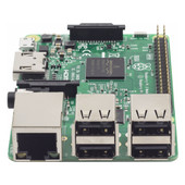 Pi 3 + Behuizing + NOOBS 1.9 + HDMI + Toetsenbord/Muis