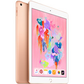 Apple iPad (2018) 128GB Wifi + 4G Gold