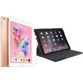 Combipakket - Apple iPad (2018) 128GB Gold + Hoes + Pencil