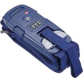 Samsonite US3 Combi Luggage Strap + Scale Indigo Blue