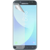 Azuri Samsung Galaxy J7 (2017) Screenprotector Plastic Duo Pack