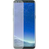 Azuri Samsung Galaxy S8 Screenprotector Plastic Duo Pack