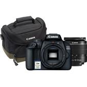 Canon EOS 4000D + 18-55mm DC + Tas + Geheugenkaart