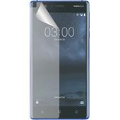 Azuri Nokia 3 screenprotector Plastic Duo Pack